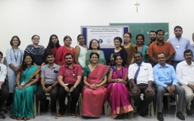AUG 2018: Report on Conclave with Hands on Course on biopsy diagnosis of Hirschsprung's disease
