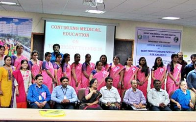 "AUG 2018: Report on CME on ""Recent trends in Diagnostic Pathology Slide Seminar 2018"" at TRICHY SRM MEDICAL COLLEGE HOSPITAL & RESEARCH CENTRE"