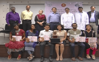 OCT 2018: Report of XIth Annual State Level KCIAPM undergraduate intercollegiate Pathology Quiz was conducted on 12th October 2018