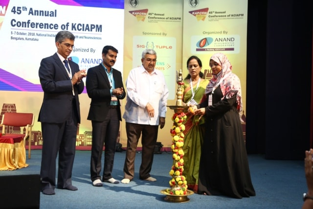 OCT 2018: KAPCON 2018: Report of The annual conference of the Karnataka Chapter of the Indian Association of Pathologists and Microbiologists -KAPCON 2018.