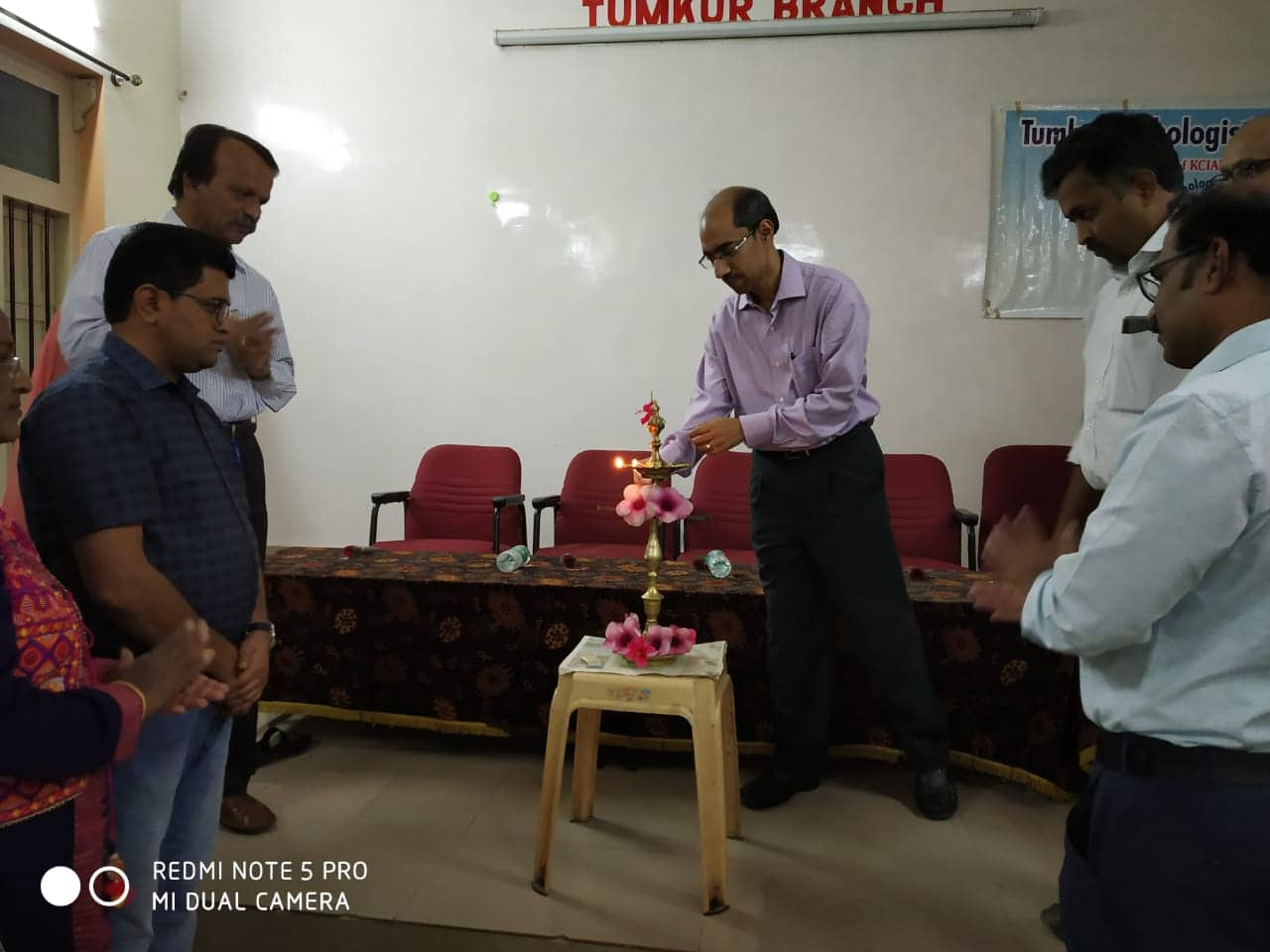 JAN 2019: Report of event held by Tumkur Pathologists