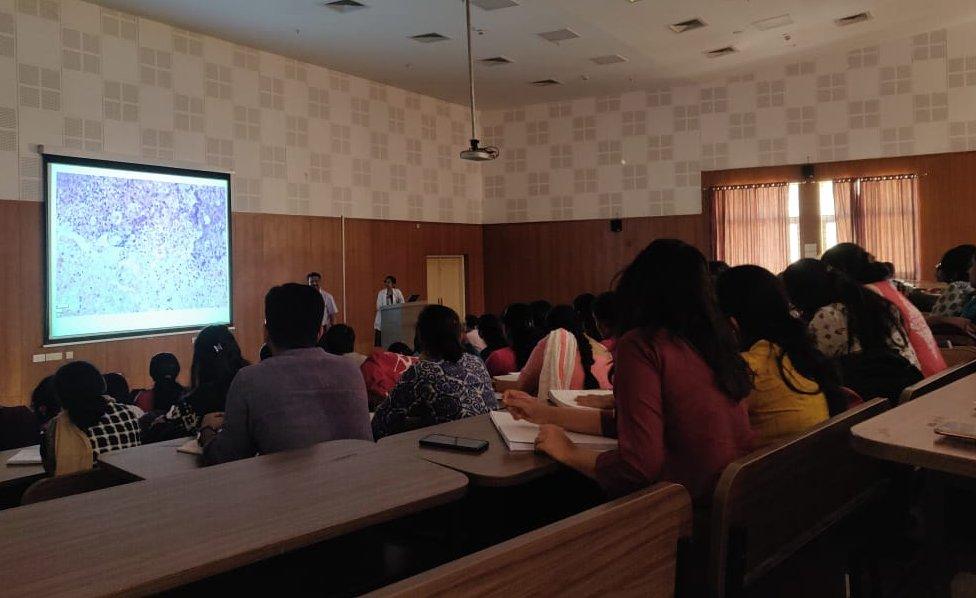 DEC 2018: REPORT of KCIAPM interactive slide seminar conducted by BMC Bangalore
