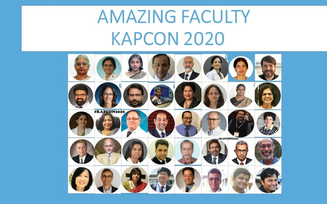 OCTOBER 2020: REPORT OF KAPCON2020
