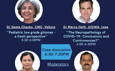 """DECEMBER 2020: REPORT OF KCIAPM supported Neuropathology Society's  """" First Weekend Webinar"""" on December 11th and 12th, 2020"""